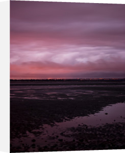 Clouds at Beach, West Wittering beach, UK by Assaf Frank