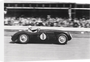 The Goodwood 9 Hours, 1953 by Alan Smith