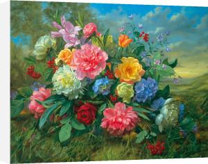 Florals II by Albert Williams