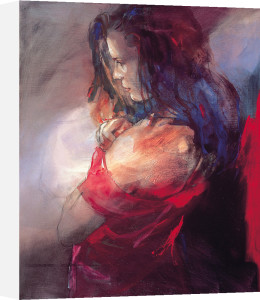 Odalisque II by Christine Comyn