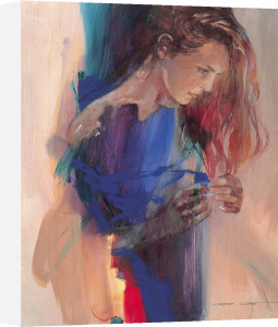 Odalisque IV by Christine Comyn