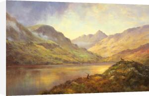 Loch Corvisk by Colin Burns