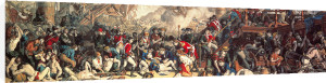 The Death of Nelson by Daniel Maclise