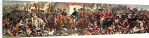 Wellington and Blucher by Daniel Maclise