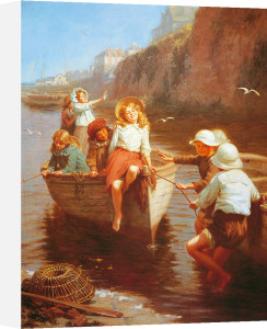 Safely Home by Edwin Thomas Roberts