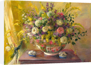 Summer Flowers by Elizabeth Parsons