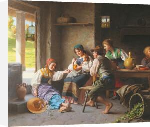 Play-Time by Giovanni Battista Torriglia