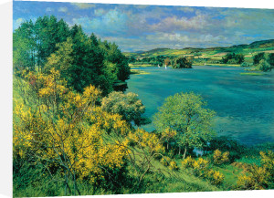Balgavies Loch by James McIntosh Patrick