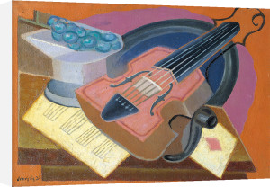 L'As de Carreau by Juan Gris