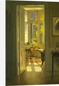 Interior - Morning by Patrick Adam