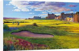 St Andrews by Raymond Sipos