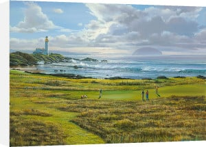 Turnberry by Raymond Sipos