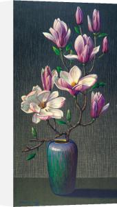 Pink Magnolias by Vladimir Tretchikoff