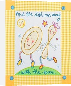 And the dish ran away with the spoon by Sophie Harding