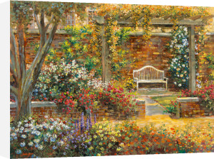 Patio Gardens II by Longo