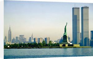 Manhattan Dawn by Time Warner