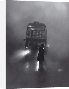 London Bus by Anonymous
