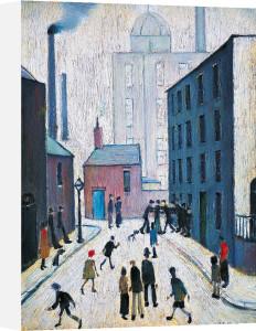 Industrial Scene, 1953 by L S Lowry