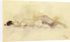 Sleeping by Li Yajun
