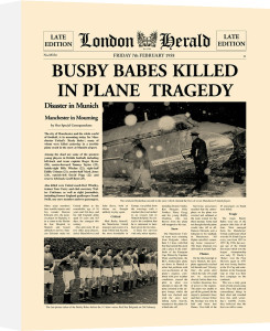 Munich Air Disaster by London Herald