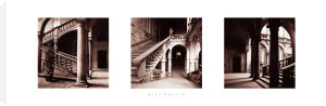 Palazzo Staircase by Bill Philip