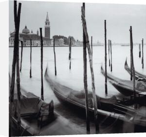 Venetian Gondolas II by Bill Philip