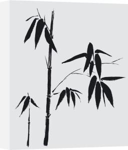 Bamboo I by Jenny Tsang