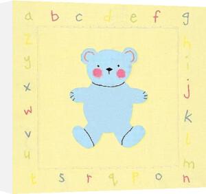Alphabet Animals I by Sophie Harding