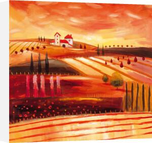 Tuscany III by Ronald Sweeney