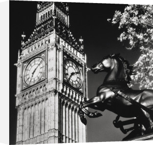 London II by Hulton Collection