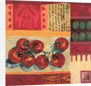 Spanish Kitchen II by Liz Myhill
