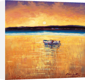 Sunset, Dingle Bay by William Cunningham