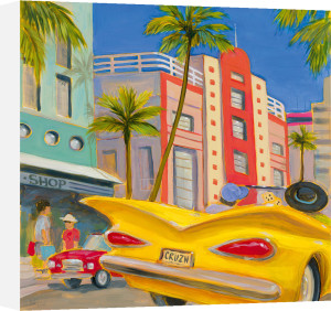 Cruz 'n' Miami by Karen Dupré