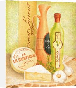 Cuisine Du Monde I by Sophia Sanchez