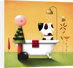 Bathtime by Jo Parry