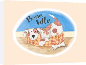 Bone Idle by Kate Mawdsley