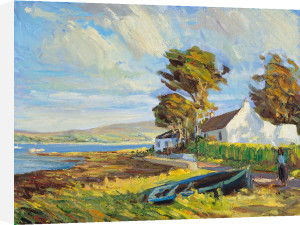 Dingle Bay, Ireland by Hugh O'Neill