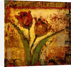 Floral Song V by Patrick