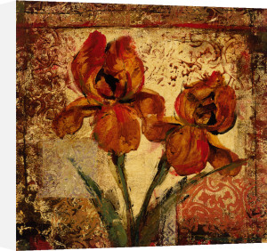 Floral Song VIII by Patrick