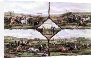Steeple chase incidents by William Joseph Shayer