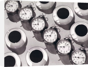 Eight O'Clock Coffee, 1935 by Ralph Steiner