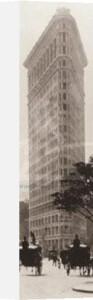 Flatiron Building 5th Avenue by Newton