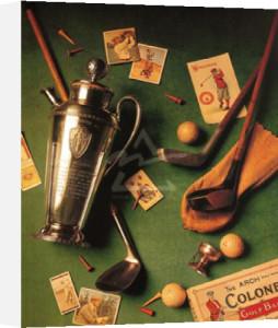 Golf II by Harrison