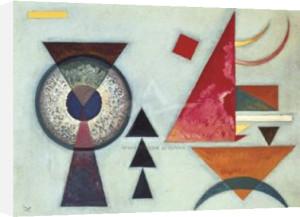 Soft Hard 1927 by Wassily Kandinsky