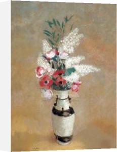 Vase Flowers, 1912-14 by Odilon Redon
