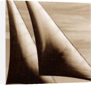 Headsails III by Michael Kahn