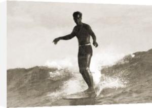 Waikiki, 1931 by Tom Blake