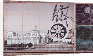 Reichstag XVI by Javacheff Christo