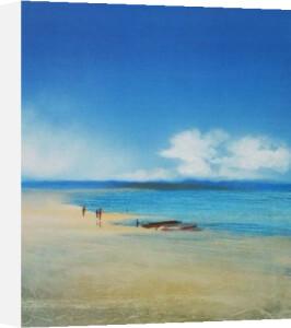 An der See III by Juliane Jahn