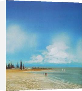 An der See IV by Juliane Jahn